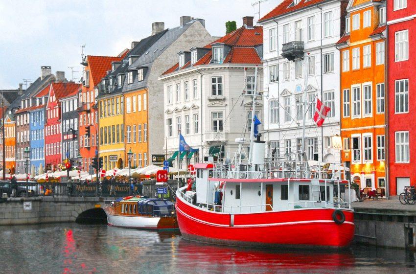העיר קופנהגן