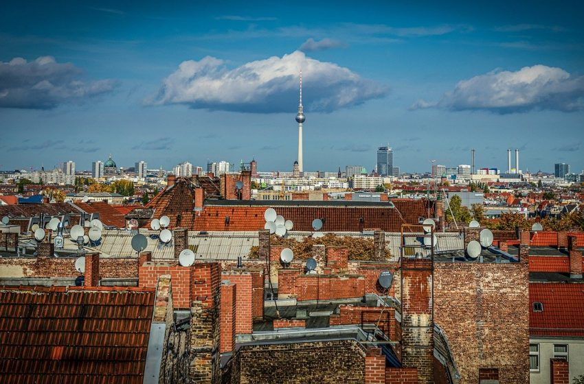 העיר ברלין