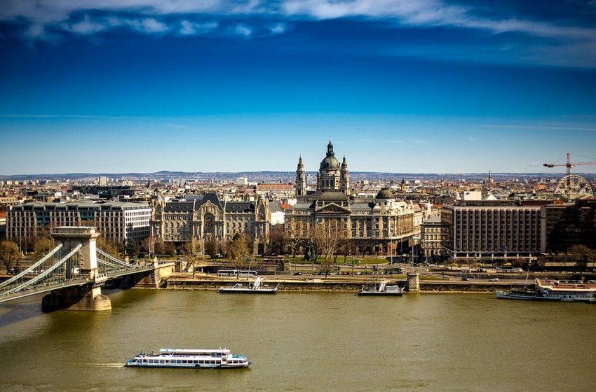 העיר בודפשט