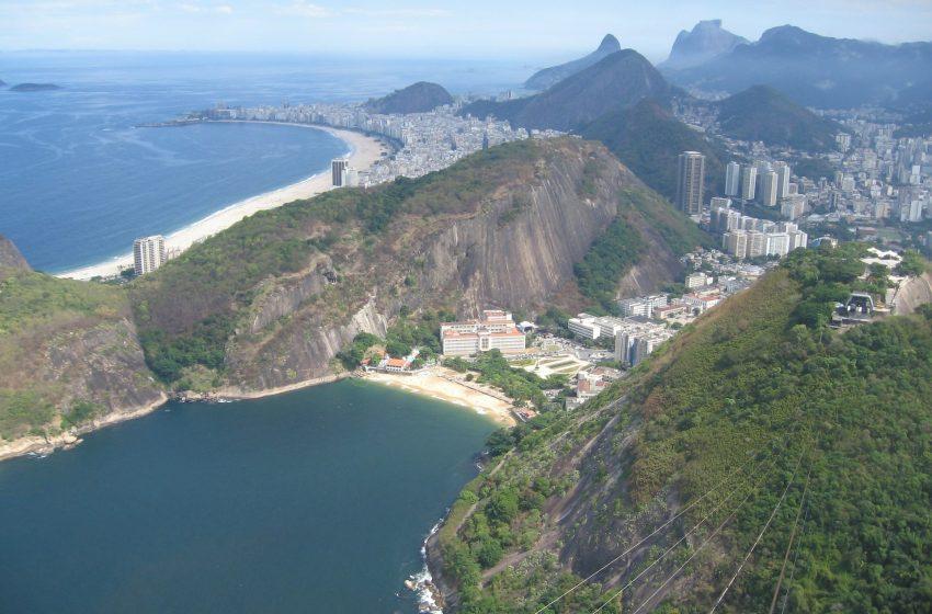 העיר ריו דה ז'נרו