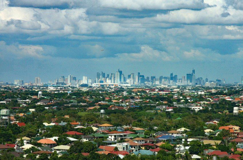 העיר מנילה הפיליפינים