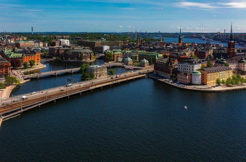 העיר סטוקהולםשוודיה