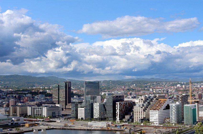 העיר אוסלו  נורווגיה