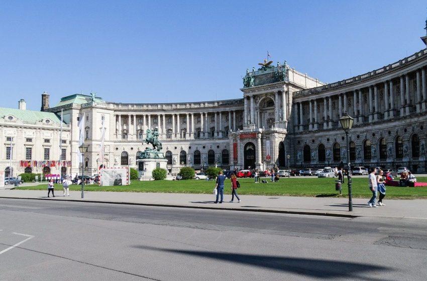 העיר וינה אוסטריה